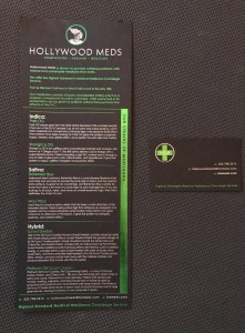 FHollywood Meds branding